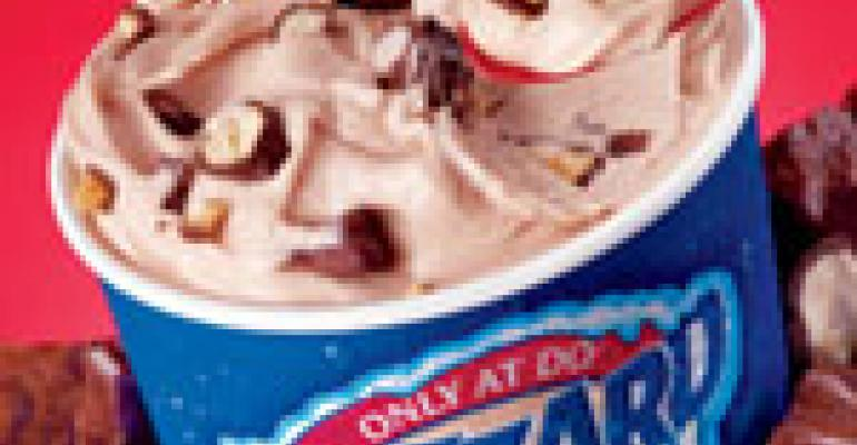 Ice cream chains say poor economy won't freeze out patrons from summer promos