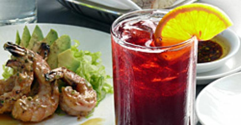 Restaurants pump up spirits with infused concoctions