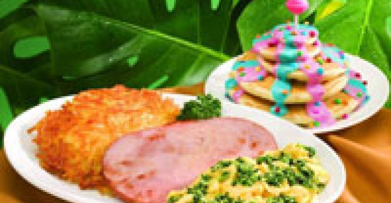 IHOP serves Seuss-inspired breakfast