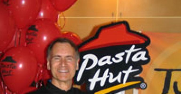 Pizza Hut morphs into 'Pasta Hut' for promo