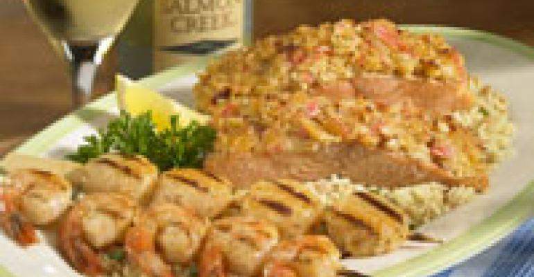 Sizzler casts seafood platter LTO
