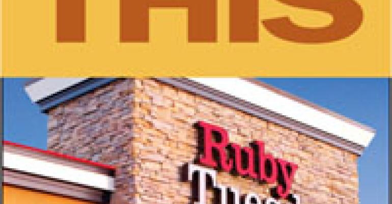 Analysts weigh in on probability of a Ruby Tuesday turnaround