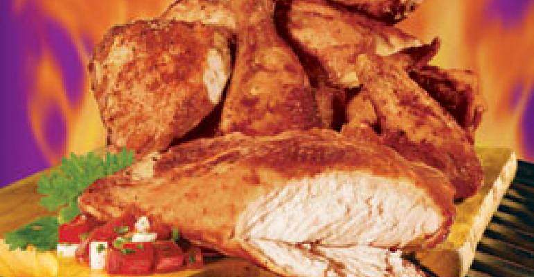 Chicken rivals wary about KFC's 'grilled' strategy