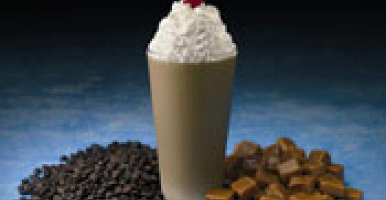 Chick-fil-A debuts Coffee Caramel shake
