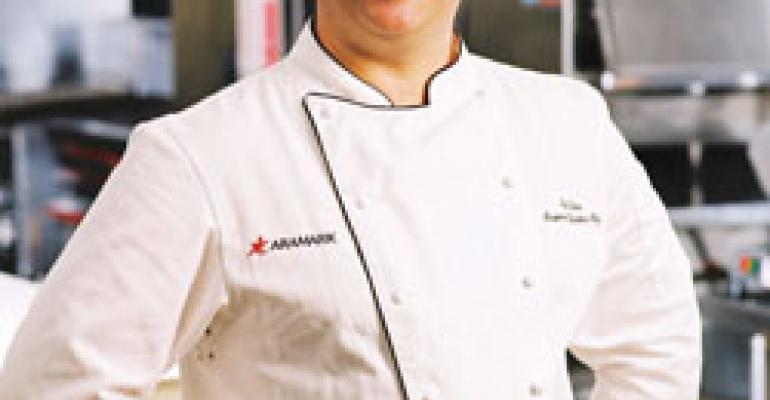 Chef/Innovator: Paul Carr