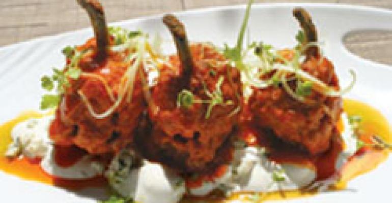 Dish of the Week: Chicken lollipops