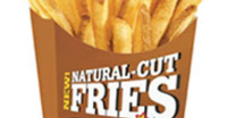 NPD: Weak traffic, more side choices cut into French-fry sales