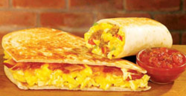 Rising Roll chain narrows a.m. aim as QSRs target broader breakfast market