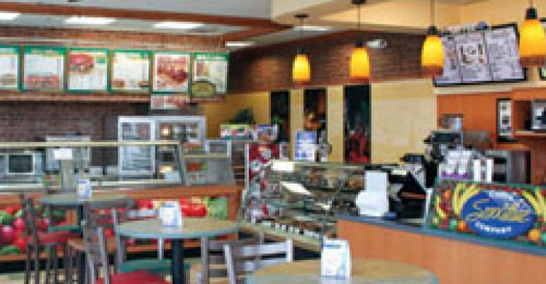 Franchisors waive fees, use other lures amid financing lag, battle for operators