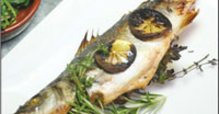 On Food: Branzino is convenient and popular menu item, even if chefs can't agree on its name
