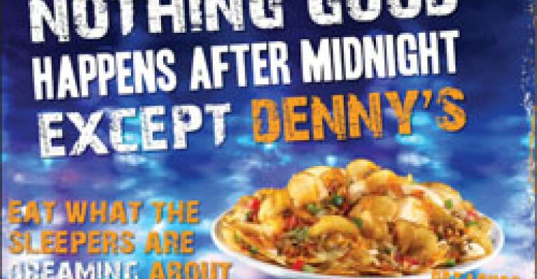 Nocturnal diners targeted by new marketing tactics