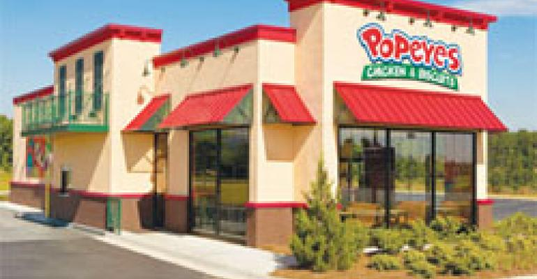 Chicken chains change execs, branding to compete