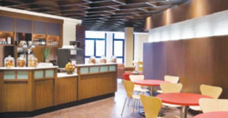Hotels upgrade offerings to boost foodservice sales