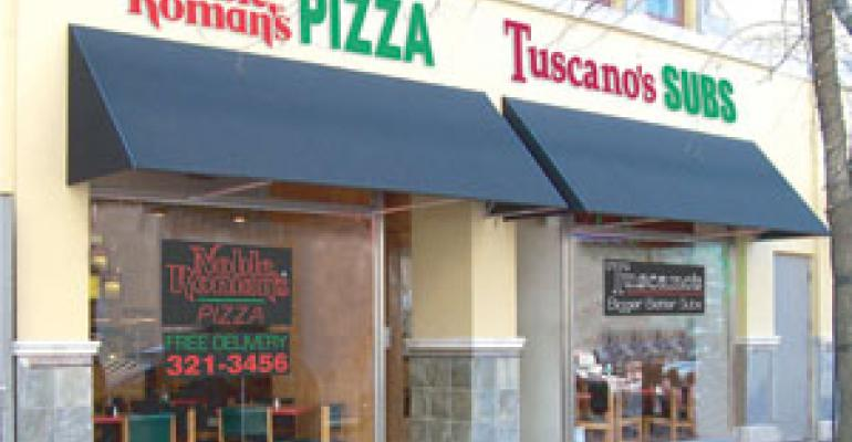 Noble Roman's to fight franchisees' suit over dual-brand rollouts