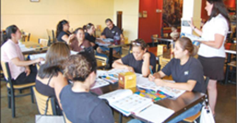 Summer school takes on new meaning at Qdoba franchise as a