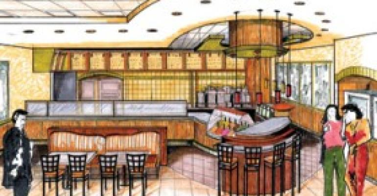 Subway tests prototype of a more upscale-cafe concept for possible growth beyond D.C. market