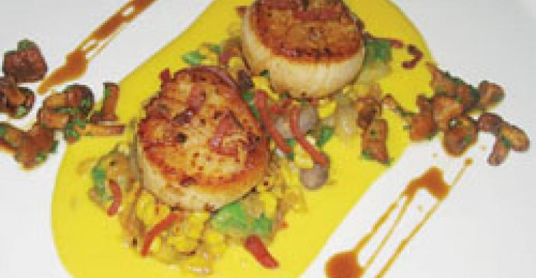 On Food: Summer season brings sweet corn, and succotash dishes sneak their way onto menus