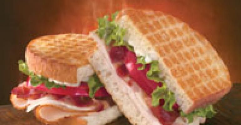 Dairy Queen debuts grilled sandwiches