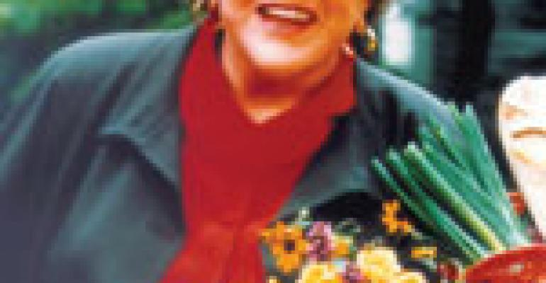 Julia Child's life had a dash of espionage