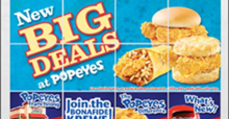 Meal deals aim to boost traffic, profits