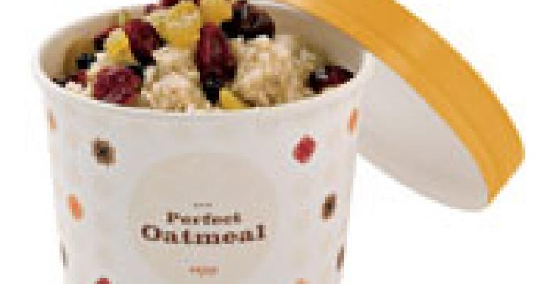 Starbucks takes health tack in breakfast overhaul