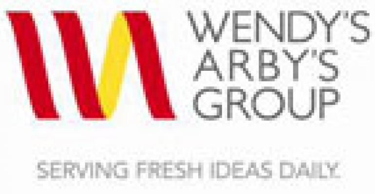 Wendy's/Arby's Group is born