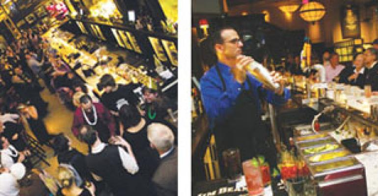 Beer, Wine & Spirits: A comprehensive, successful beverage program pleases devotees of all spirits