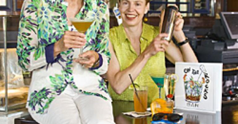 Operators ditch umbrellas, remake rum with more sophisticated image