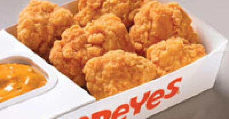 Popeyes debuts travel packs for chicken nuggets, tenders