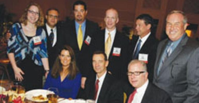 Gala banquet honors Pioneer, Innovator and Golden Chain winners