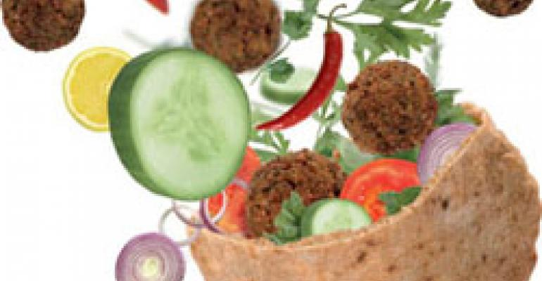 Maoz moves to capture U.S. vegetarian market