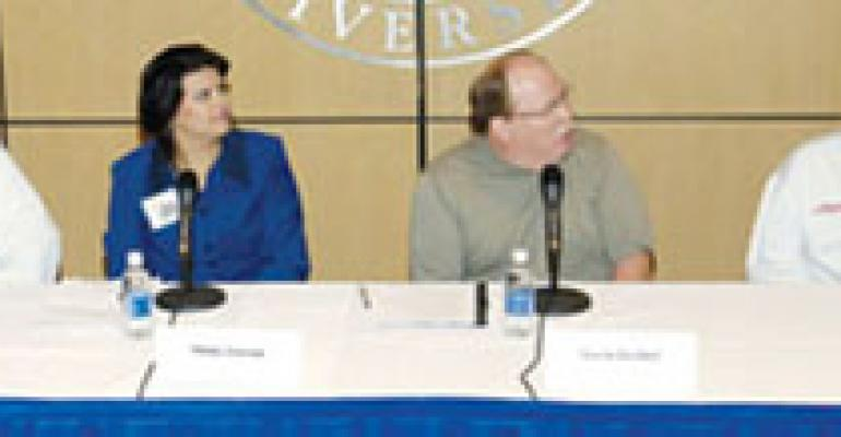 Breakfast panel: Guests want bolder flavors at morning meal