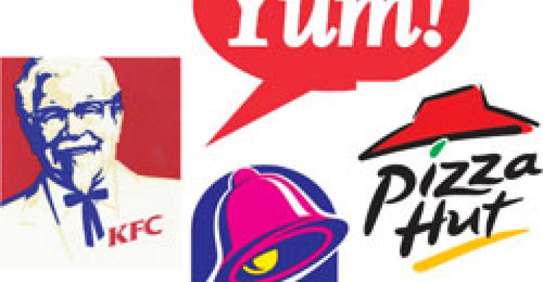 Yum Brands outlines green efforts and upcoming initiatives in first corporate-responsibility report