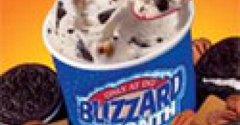 Dairy Queen welcomes New Year with new Blizzard