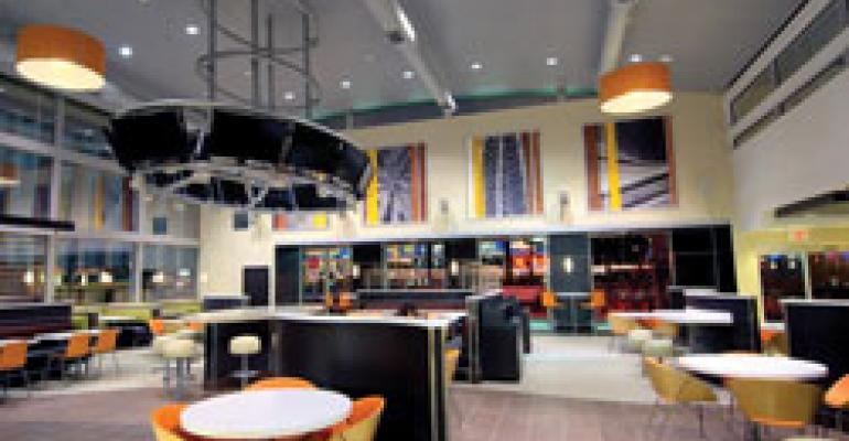 McD unveils one-off restaurant in Las Vegas