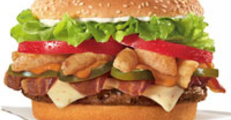 BK unleashes Angry Whopper