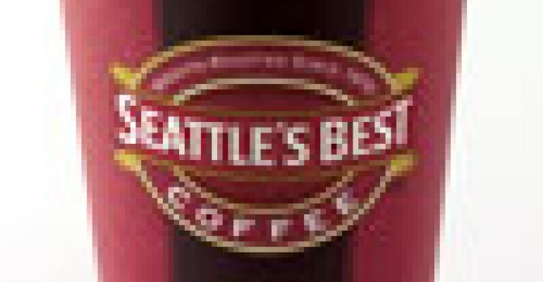 Seattle's Best debuts Vanilla Red Tea Latte