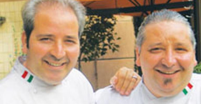 Drago brothers make L.A.'s Italian dining scene a family business