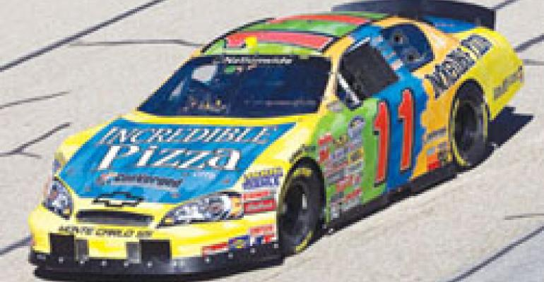 Restaurants shift sponsorship strategies in drive for brand recognition as NASCAR's growth stalls