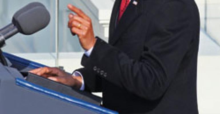 Obama's agenda brings industry issues forward