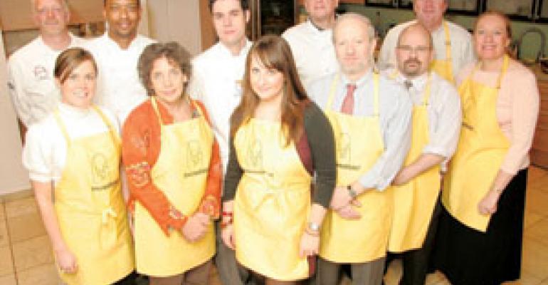 'Eggscellent Chefs' program whips up innovative ideas for breakfast foods