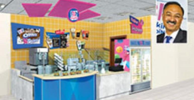 Baskin-Robbins takes 'Express' route to speed service, grow sales