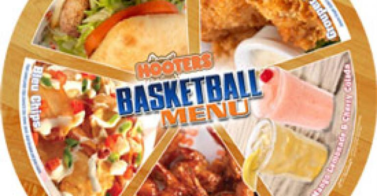 Hooters adds new menu items for spring