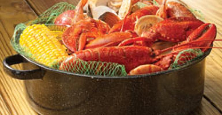 Joe's Crab Shack adds Steampots
