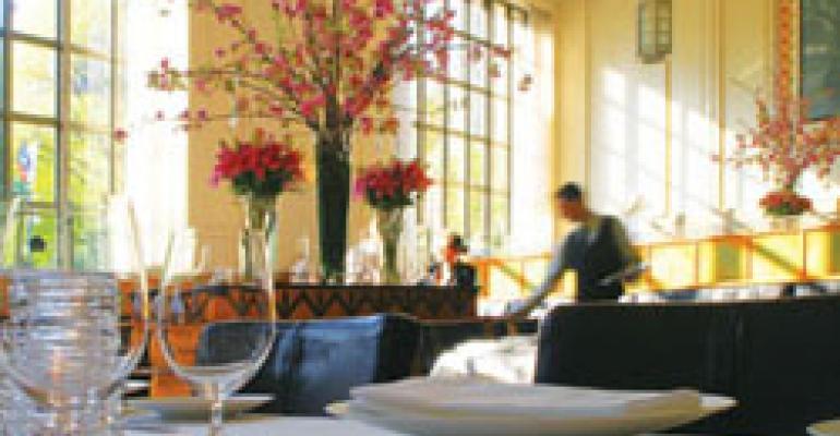 Prix-fixe menus, e-marketing boost dismal sales at high-end restaurants