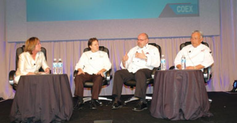 MenuMasters panelists: Innovation key to attracting diners