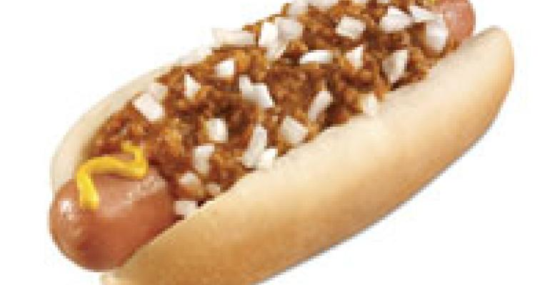 Carl's Jr. revisits history with Jumbo Chili Dogs