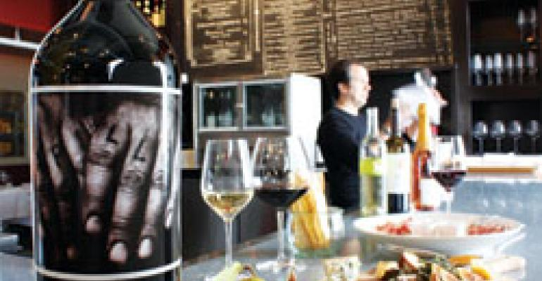 Palate Food & Wine toasts 1st year, digests success, but keeps eye on down economy