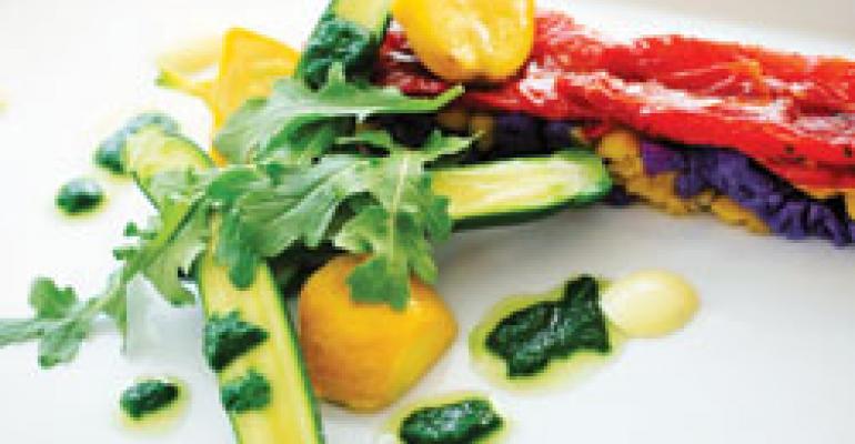 Garden of eatin': Vegetables provide fertile ground for creative chefs, mixologists