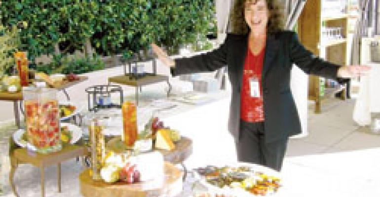 Having word with Linda Duke, chief executive, Duke Marketing